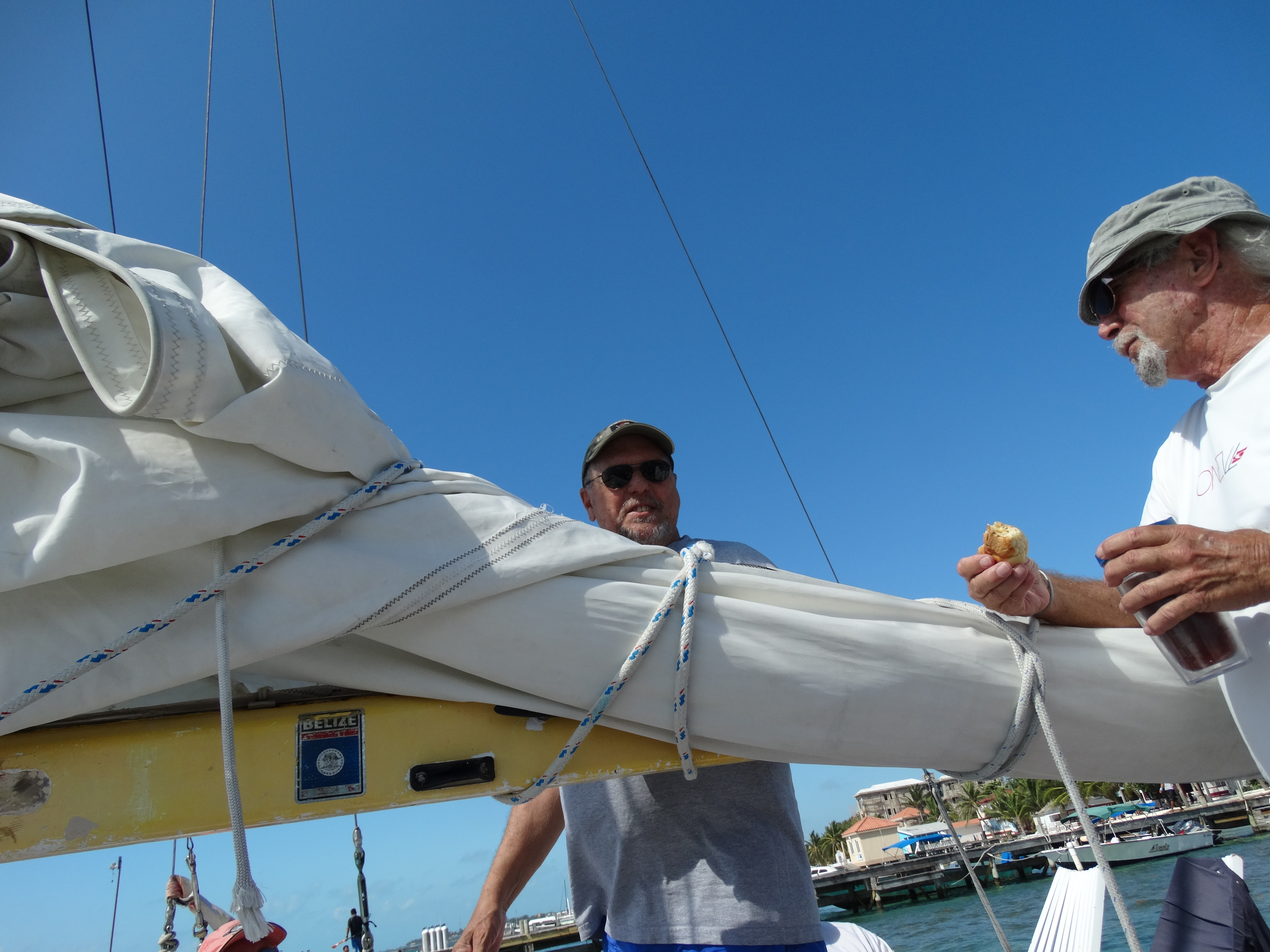 What our guest are saying about No Rush Sailing